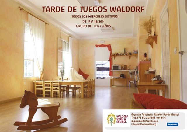 Tarde De Juegos Waldorf Para Ninos Waldorf Sevilla