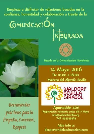 Taller de comunicación no violenta, el 14 de mayo con Tatiana Sibilia.