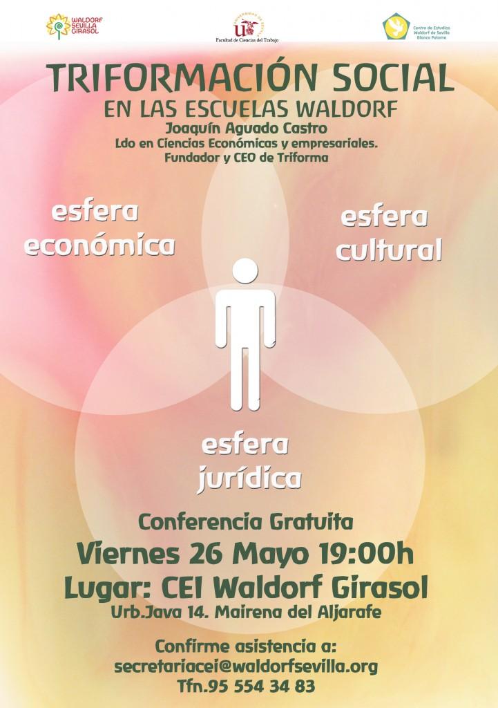 Triformacion social. Joaquin Aguado Castro 26 mayo