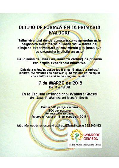 Taller dibujo de formas_ José Luis García Rosa 17 marzo 11:00