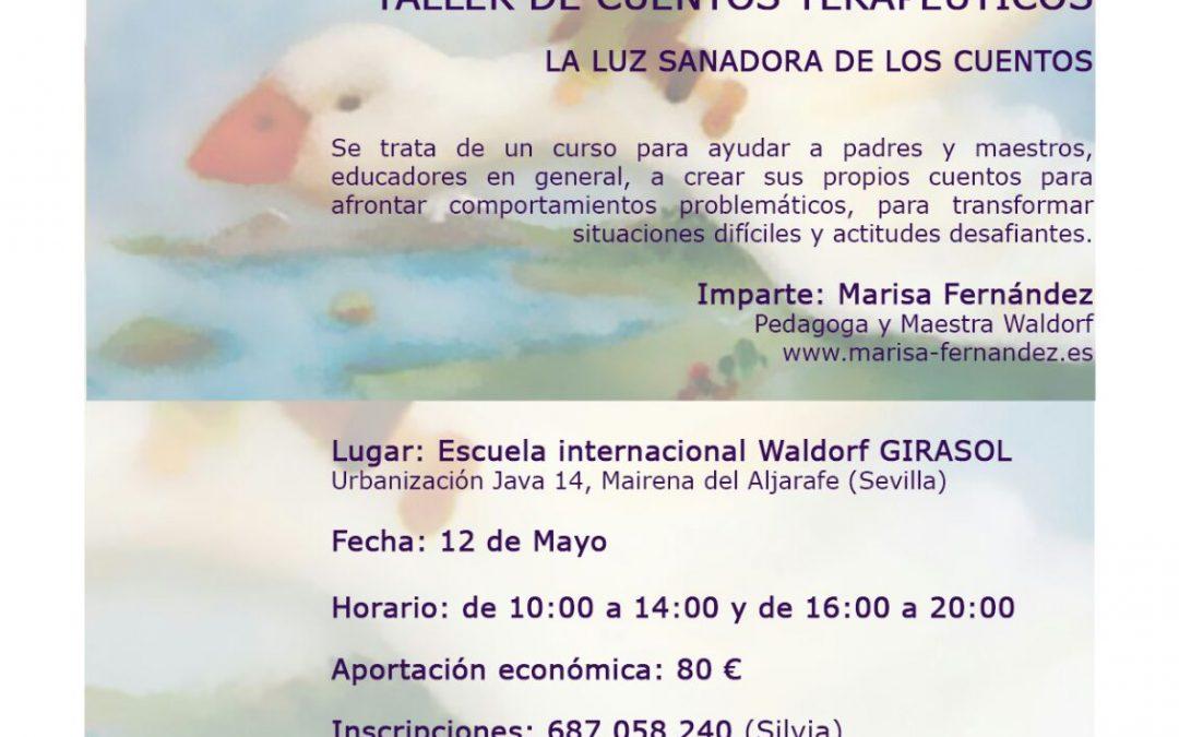 Taller de Cuentos Terapéuticos 12 de mayo_Marisa Fernandez