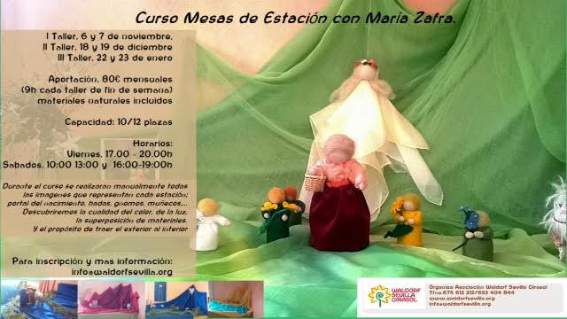 Curso Mesa Estación María Zafra