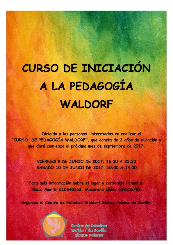 Curso iniciacion ped waldorf