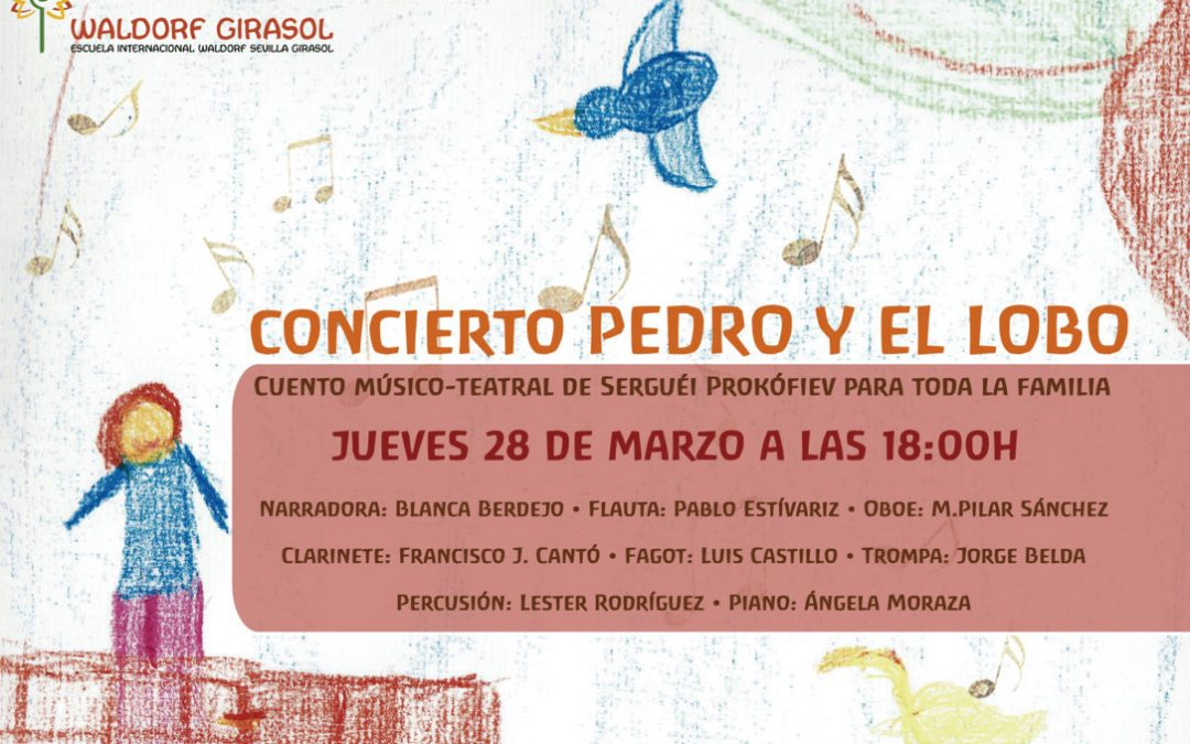 Concierto familiar Pedro y el Lobo | Family Concert: Peter and the Wolf