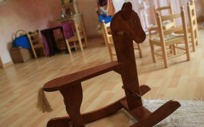 Las vivencias táctiles y motoras en la escuela infantil