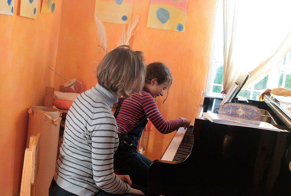 Audición piano