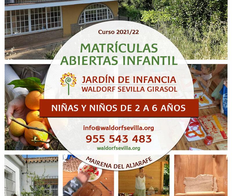 ¡Ven a conocer nuestro Jardín de Infancia!