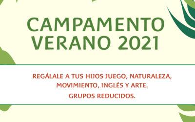 Campamento de VERANO 2021